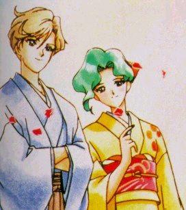 In Kimonos