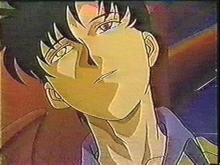 Mamoru's Golden Eye