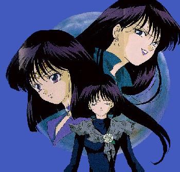 Hotaru, Saturn, and Mistress 9