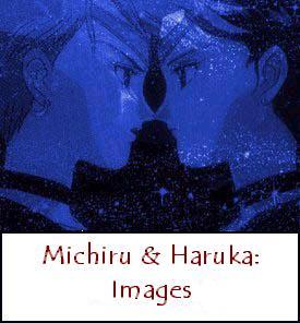 Michiru and Haruka Pictures