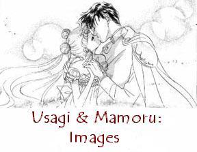 Usagi and Mamoru Images